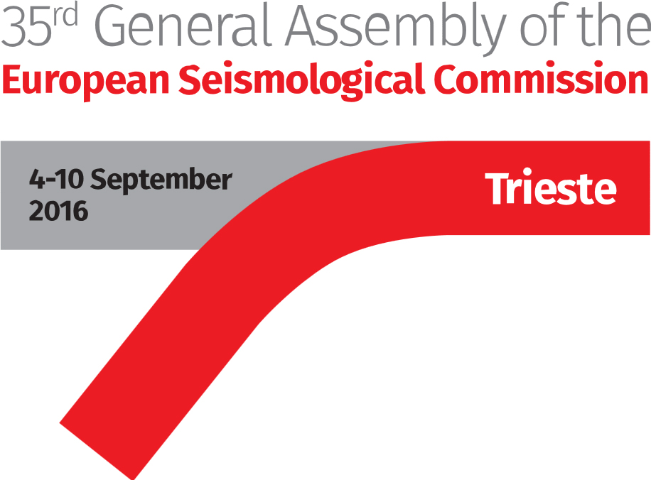 35th General Assembly of the European Seismologocal Commission 2016